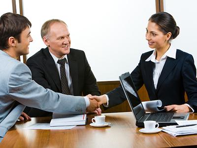 Консультация при совершении сделок