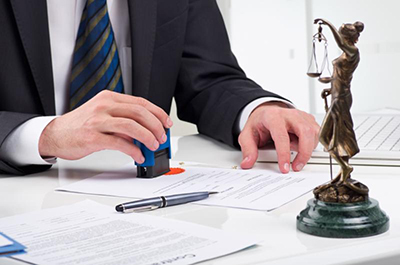 Помощь юристов на аутсорсинге